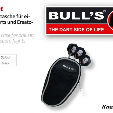 BULL'S SP Dartcase Standard schwarz 66338 Featured 1
