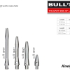 BULL'S Simplex Aluminium Shaft Short silber 53417 Gruppe 1