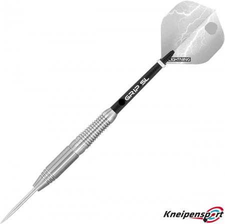 BULL'S Sirius Steel Dart 24g silber 12974 Featured 1