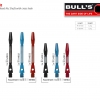 BULL'S Split Aluminium Shaft-Medium-schwarz-54901_p1.jpg