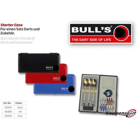BULL'S Starter Case Standard blau 66909 Featured 1