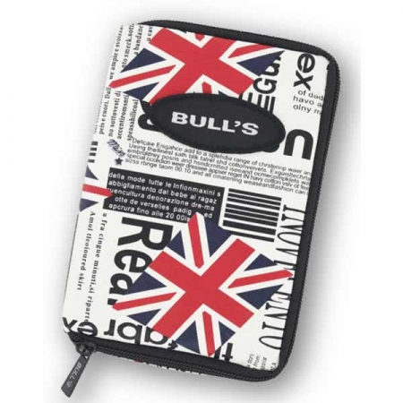 "BULL'S TP Dartcase ""Britische Flagge"" Standard design 66336 Featured 1"
