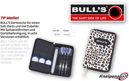 "BULL'S TP Dartcase ""Leo"" Standard design 66326 Featured 1"