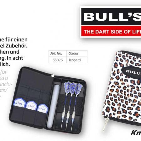 "BULL'S TP Dartcase ""Leo"" Standard design 66326 Featured 1"