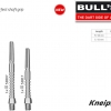 BULL'S Tecno Aluminium Shaft Medium silber 53807 Gruppe 1
