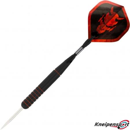 BULL'S Thriller Steel Dart 21g schwarz 12331 Featured 1