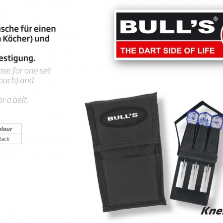 BULL'S UP Dartcase Standard schwarz 66311 Featured 1