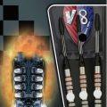 BULL'S V8 V2 Soft Dart 18g silber 18628 Verpackung 1