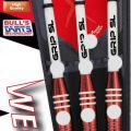 BULL'S Wega Steel Dart 21g rot 12231 Verpackung 1