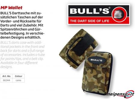 """Bulls Darttasche MP """"Camouflage"""" Standard design 66344 Featured 1"""