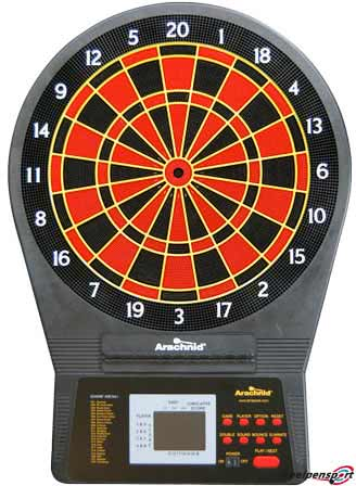 Cricket Pro 400 Electronik Dartboard Standard multi 29011 Featured 1