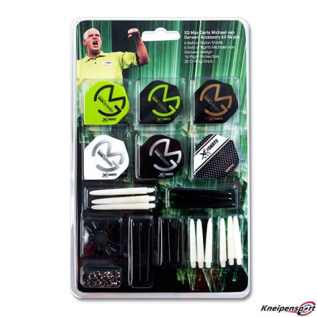 Dart Set Michael van Gerwen design qd7000200 Featured 1