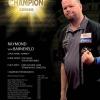 "Poster ""Raymon van Barneveld"" World Champion-Standard-design-86516_p1.jpg"