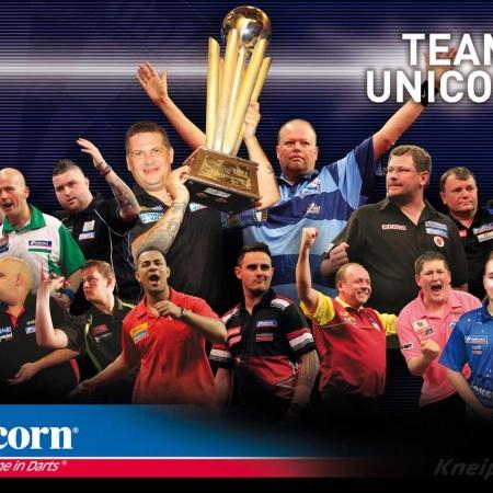 "Poster ""Team Unicorn"" Standard desi"