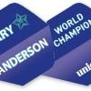 Unicorn Authentic 100 Gary Anderson Flights-Big Wing-blau-68684_p1.jpg