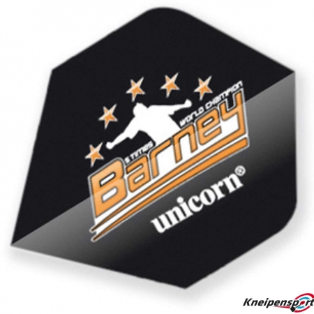 Unicorn Authentic 100 Raymond van Barneveld Flights Big Wing design 68485 Featured 1