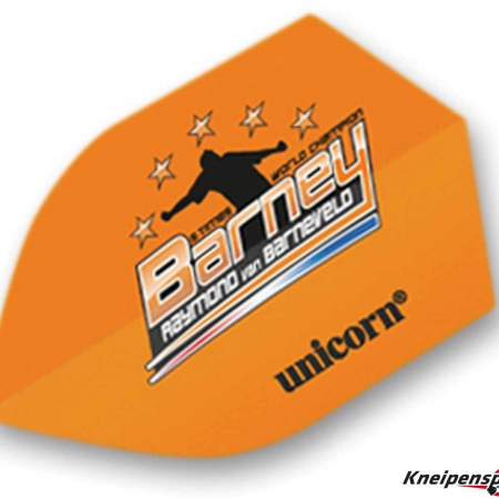 Unicorn Authentic 100 Raymond van Barneveld Flights Shield design 68591 Featured 1