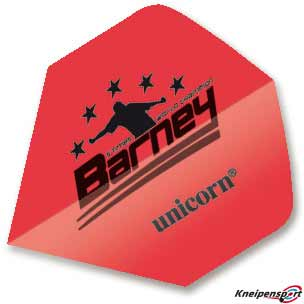 Unicorn Authentic 125 Raymond van Barneveld Flights Big Wing rot