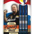 Unicorn Barney Brass Soft Dart 16g blau 02880 Verpackung 1