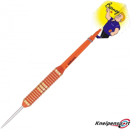 Unicorn Barney Brass Steel Dart 25g orange 07825 Featured 1