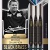 Unicorn Black Brass Gary Anderson Soft Dart 16g schwarz 23193 Verpackung 1