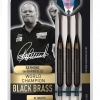 Unicorn Black Brass Raymond van Barneveld Steel Dart 22g schwarz 07715 Verpackung 1