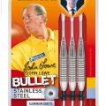 Unicorn Bullet John Lowe Steel Dart 21g silber 07291 Verpackung 1