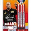 Unicorn Bullet Raymond van Barneveld Soft Dart 17g silber 02835 Verpackung 1