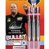Unicorn Bullet Raymond van Barneveld Steel Dart 21g silber 07547 Verpackung 1