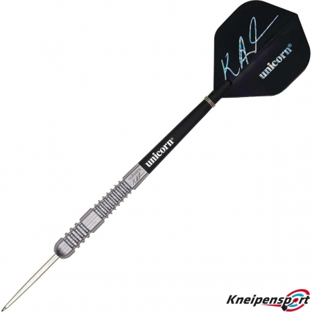 Unicorn Contender Kyle Anderson Steel Dart 23g silber 01086 Featured 1