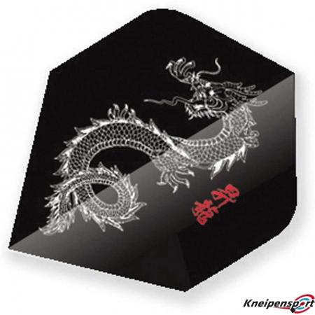 "Unicorn Core 75 Flights ""Black Dragon"" Slim design 68377 Featured 1"