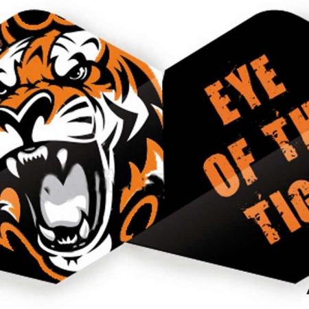 "Unicorn Core 75 Flights ""Eye of the Tiger"" Plus design 68429 Featured 1"
