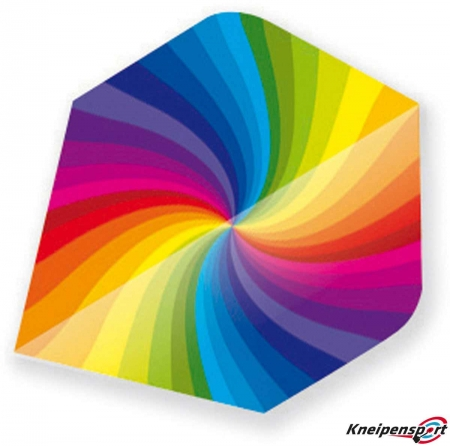 "Unicorn Core 75 Flights ""Fantasy Rainbow"" Xtra design 68325 Featured 1"