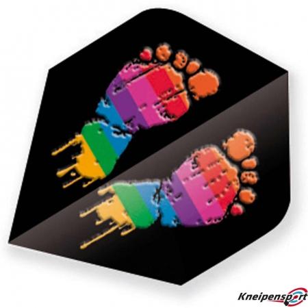 "Unicorn Core 75 Flights ""Rainbow Feet"" Plus design 68332 Featured 1"