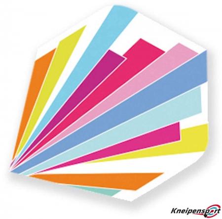 "Unicorn Core 75 Flights ""Rainbow Stripes"" Plus design 68654 Featured 1"