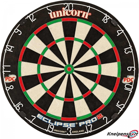 Unicorn Eclipse Pro2 Dartscheibe Standard multi 79453 Featured 1