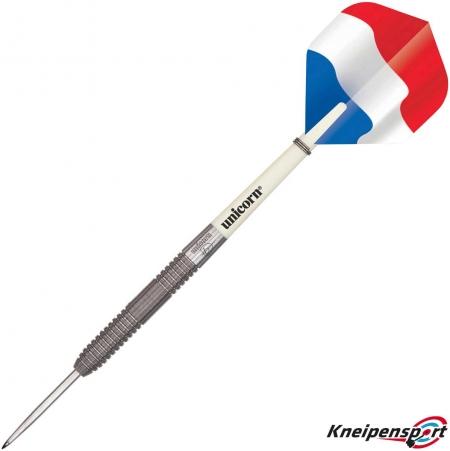 Unicorn Global Dirk van Duijvenbode Steel Dart 21g silber 00741 Featured 1