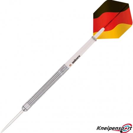 Unicorn Global Michael Rosenauer Steel Dart 22g silber 00735 Featured 1