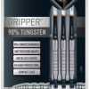 "Unicorn Gripper ""Gorden Shumway"" Steel Dart 22g silber 05051 Verpackung 2"