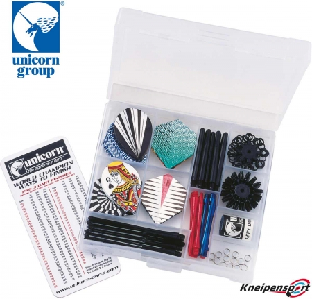 Unicorn Maestro Darts Tune-Up Kit Standard design 46111 Featured 1