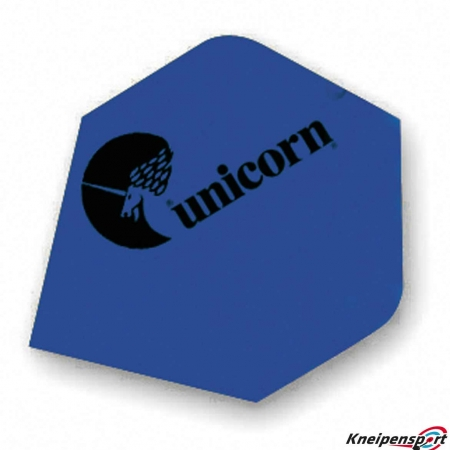 "Unicorn Maetsro 100 Flights ""Unicorn Logo"" Plus blau 77687 Featured 1"