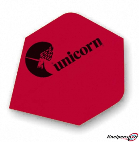 "Unicorn Maetsro 100 Flights ""Unicorn Logo"" Plus rot 77683 Featured 1"