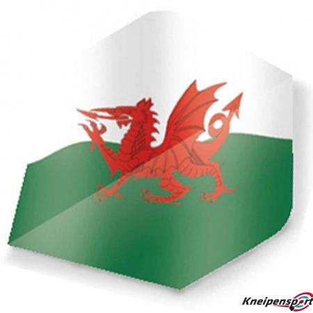 "Unicorn Maetsro 100 Flights ""Wales"" Plus design 68109 Featured 1"