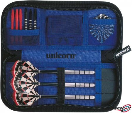 Unicorn Midi Wallet Standard schwarz 46090 Featured 1