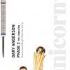 Unicorn Phase 3 World Champion Gary Anderson Steel Dart 21g silber 01066 Verpackung 1