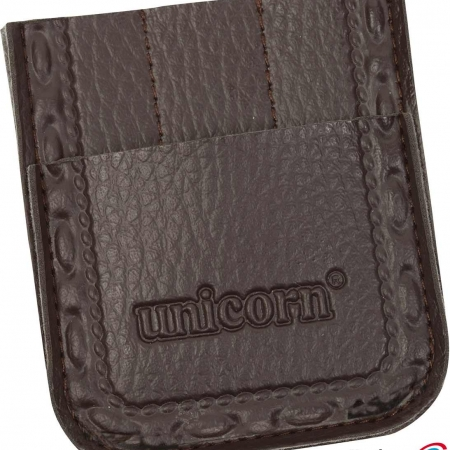 Unicorn Pocket Dart FOB Standard schwarz 46143 Featured 1