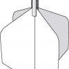 Unicorn Pro Flight Protector-Standard-silber-78223_p2.jpg