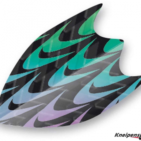 "Unicorn Q 100 Flights ""Curves"" DXM design 68577 Featured 1"