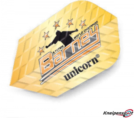 "Unicorn Q 100 Flights ""Raymond van Barneveld"" Plus gold 68497 Featured 1"