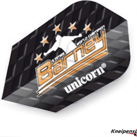 "Unicorn Q 100 Flights ""Raymond van Barneveld"" Plus schwarz 68496 Featured 1"